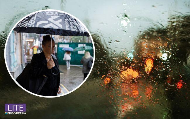 Погода станет невыносимой: на Украину надвигаются жуткие грозы