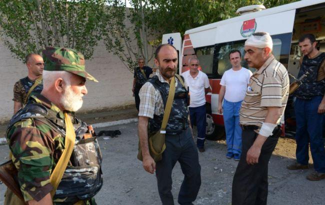 """Фото: у Вірменії заарештували всіх членів """"Сасна црер"""", які захопили ділянку поліції"""