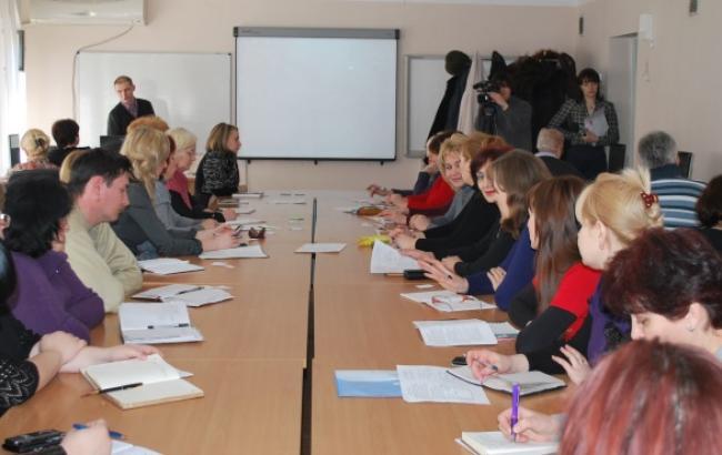 В Украину в ближайшие несколько месяцев прибудут волонтеры Корпуса мира