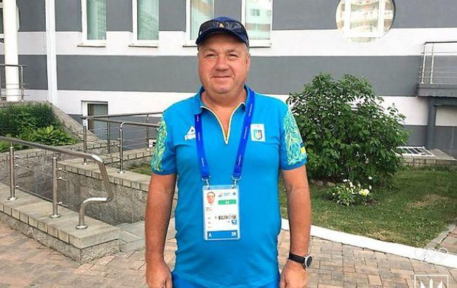 Избран знаменосец сборной Украины на Европейских играх-2019