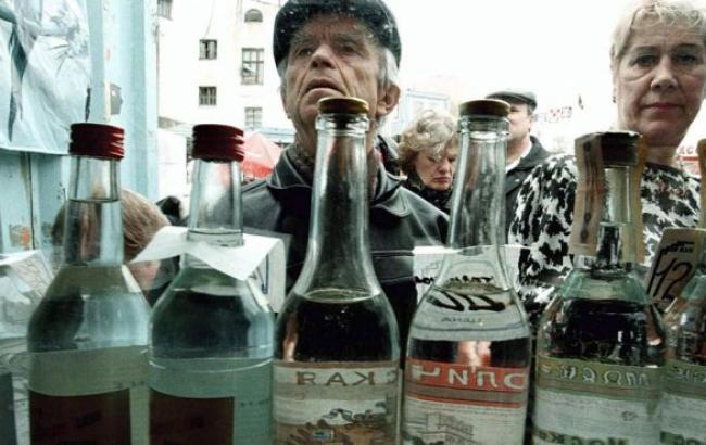 """Спрос на водку может сократиться на 15% из-за роста цен, - """"Укрспирт"""""""