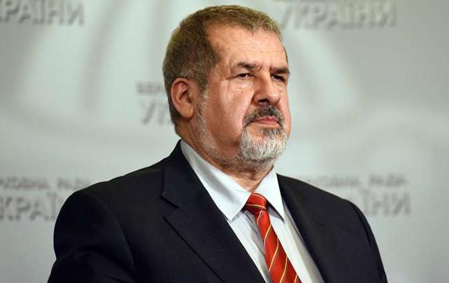 Фото: Рефат Чубаров (rada.gov.ua)