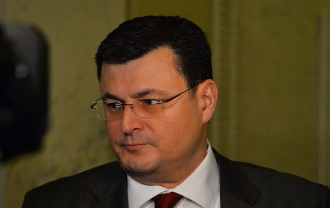 Законопроекты о реформе здравоохранения будут зарегистрированы в Раде во вторник, - Квиташвили