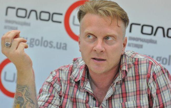 Орест Лютий подав заявку на участь в Євробаченні 2017