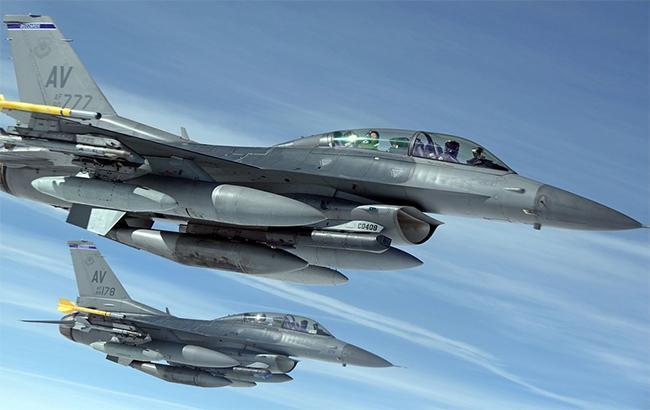 Бельгия подняла в воздух истребители для перехвата российских бомбардировщиков