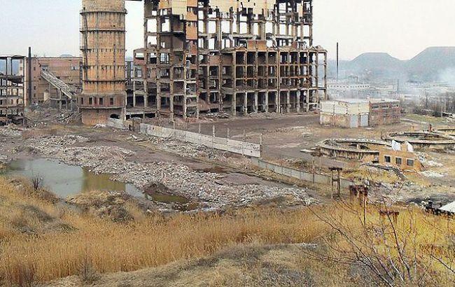 ОБСЕ заявляет об угрозе химического загрязнения на Донбассе