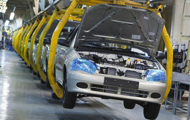 Выпуск автомобилей в Украине за 2015 год упал в 3,5 раза