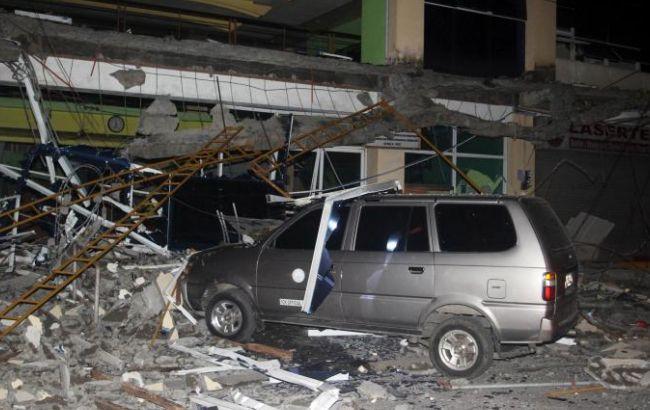 НаФилиппинах случилось землетрясение магнитудой 6,7