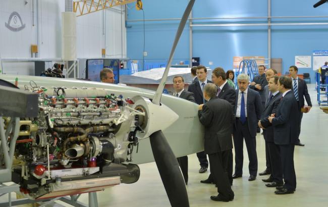 «Ведомости» узнали онехватке денежных средств наразработку военного беспилотника «Альтаир»