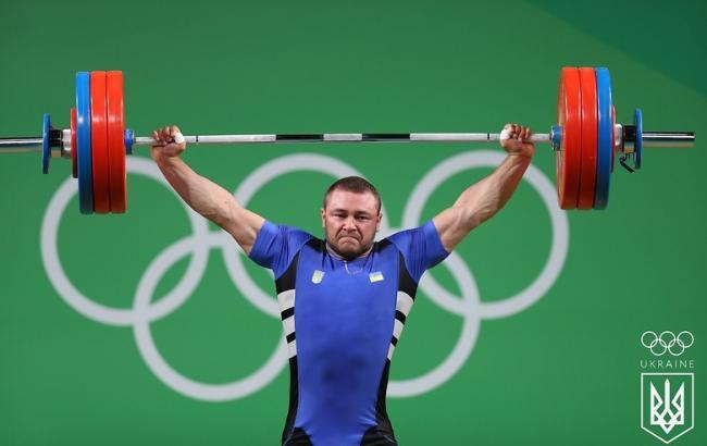 Украинец Чумак стал вице-чемпионом мира по тяжелой атлетике