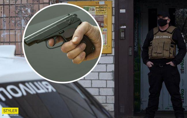 Побачення в Києві ледь не закінчилося фатально: залицяльник приніс з собою пістолет