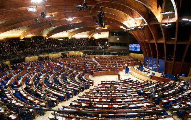 ПАСЕ возобновляет работу. Украина обжалует полномочия делегации России