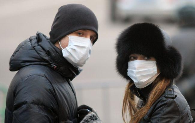 Фото: у Києві зростає захворюваність на грип та ГРВІ