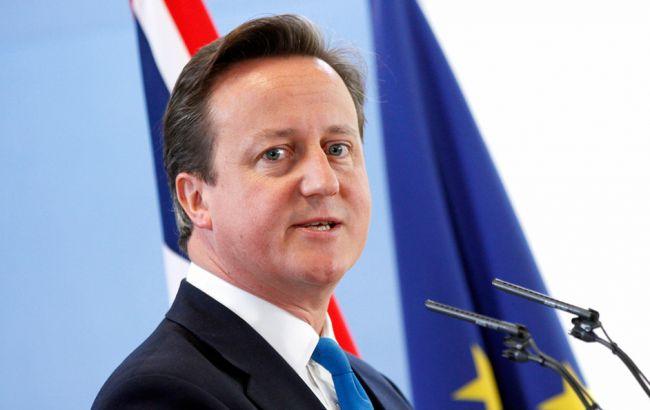 Фото: Кемерон сподівається, що після Brexit як і раніше буде займати лідируючу місце на світовій арені