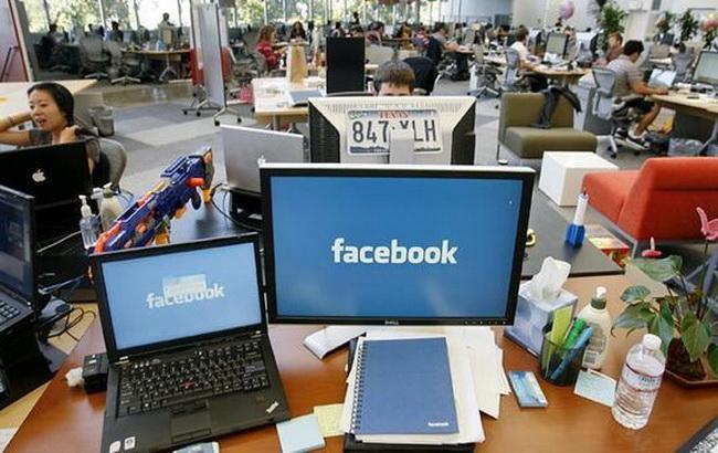 """Фото: соціальна мережа """"Фейсбук"""" (Bloomberg)"""
