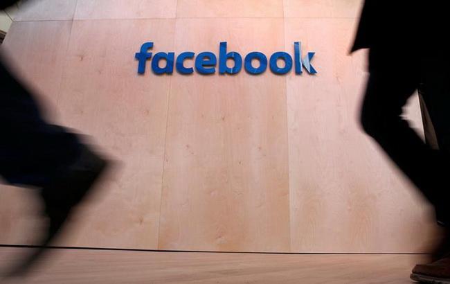 """Фото: крупнейшая в мире соцсеть """"Фейсбук"""" (Reuters)"""