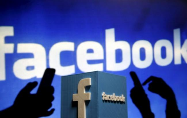Фото: акции Facebook дорожают
