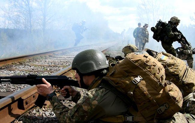 За год ООС украинские военные освободили 3 населенных пункта на Донбассе