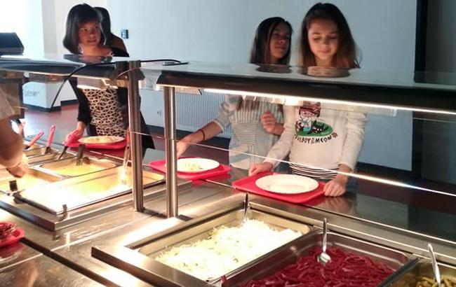 В Киеве проверят школьные столовые, где выявлено плохое качество питания детей
