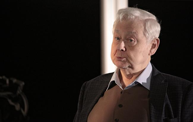 Олег Табаков (фото: facebook.com/megapolistime)
