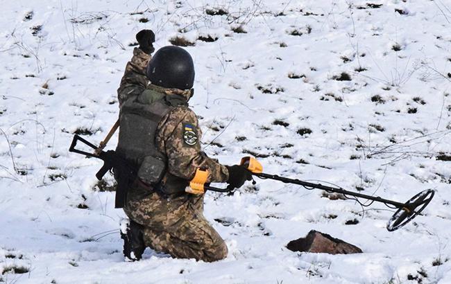 Фото: АТО на Донбассе (facebook.com/28brigade)