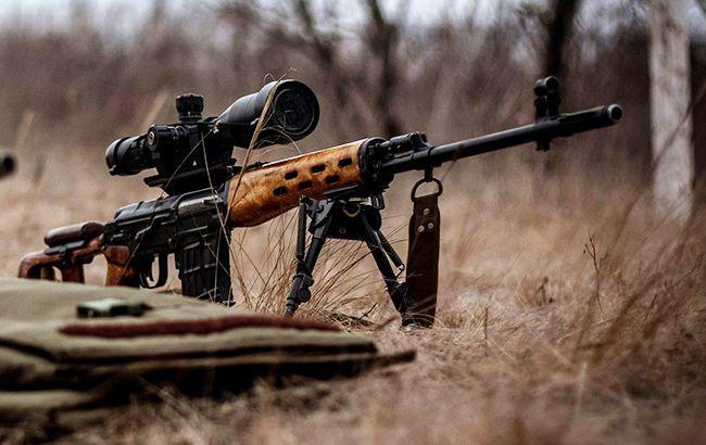 Россия отправила на Донбасс дополнительных снайперов и диверсантов, - ГУР