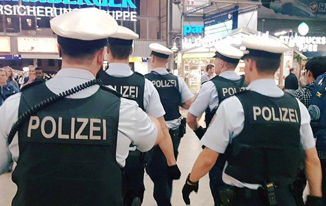 Фото: поліція Німеччини (facebook.com/BundespolizeiKarriere)