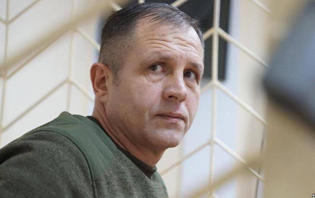 Політв'язень Балух написав листа доукраїнців
