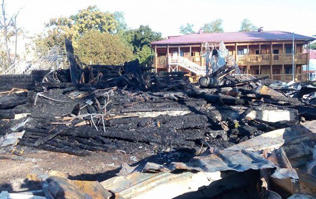 В Одесі відсторонений через пожежу в дитячому таборі чиновник повернувся до роботи