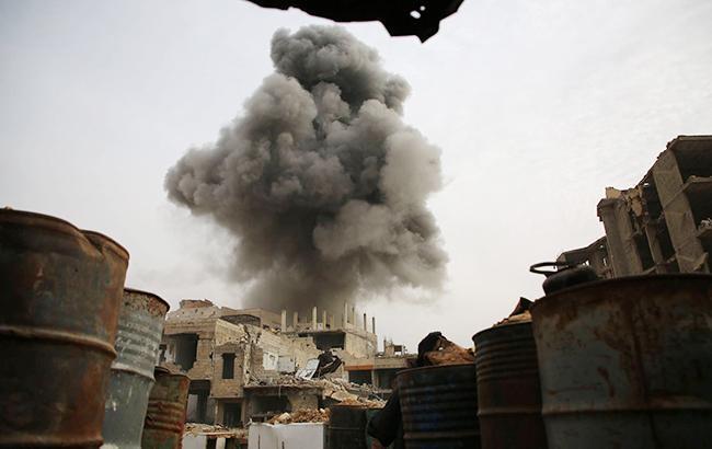 РФ відновила авіаудари в Сирії