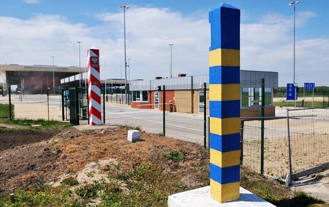 Фото: кордон між Україною і Польщею (facebook.com/SFSofUkraine)