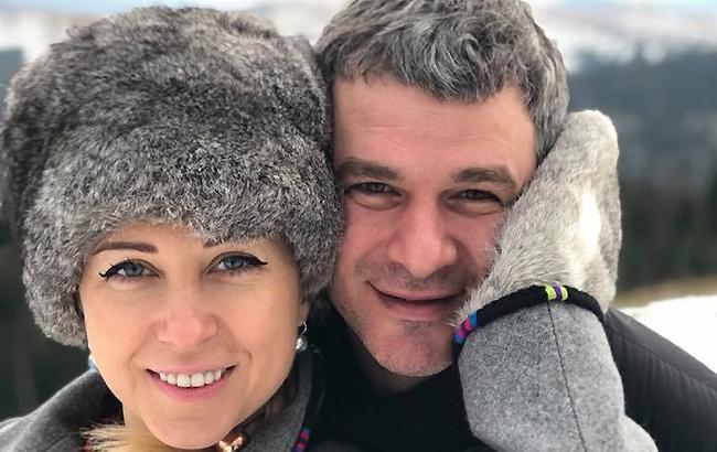 Тоня Матвиенко показала трогательное селфи с мужем