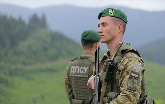 Украинские пограничники провели учения в районе ООС