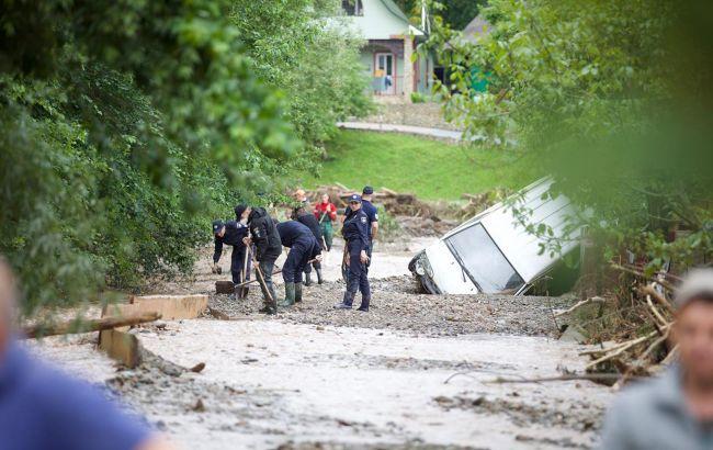 На ликвидацию последствий наводнений направят 2 млрд гривен: ВР приняла закон