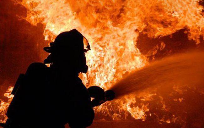 У Києві в житловому будинку сталася пожежа