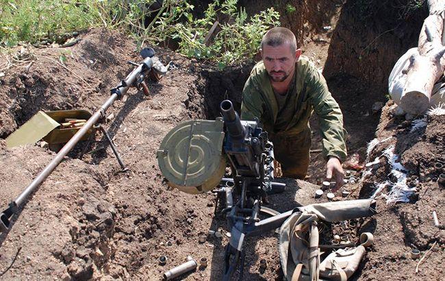 На Донбасі російські військові обстріляли групу підлітків, - ГУР