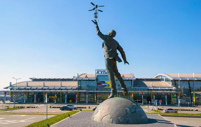 "Аэропорт ""Киев"" сократит половину сотрудников"