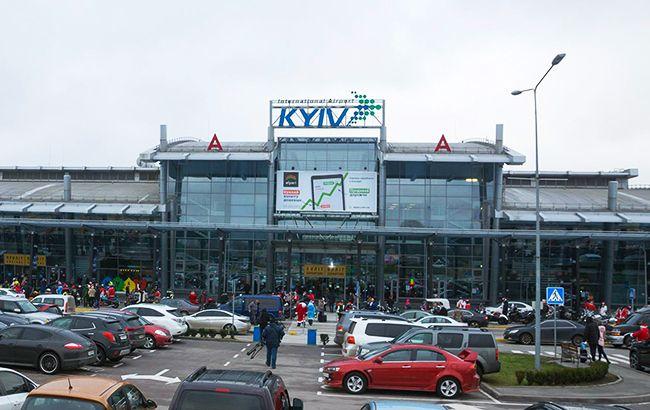 """Аеропорт """"Київ"""" у вересні тимчасово закриють"""