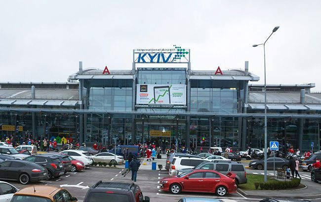 """Аэропорт """"Киев"""" закрывают на 10 дней"""