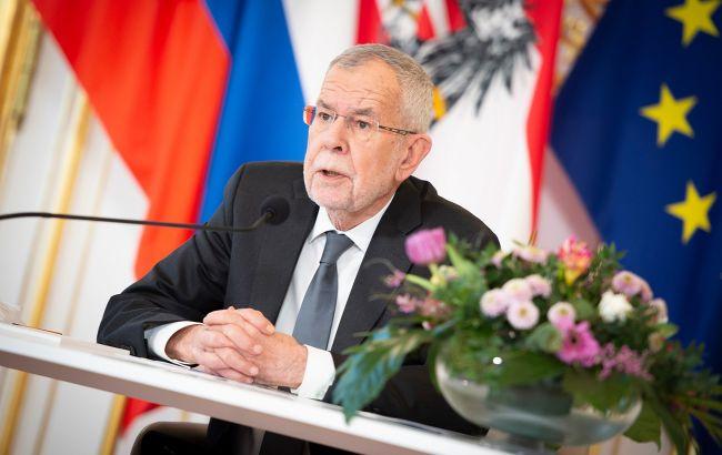 Президент Австрії про інцидент з літаком Ryanair: державне викрадення і піратство