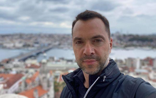 Арестович став радником Єрмака: буде відповідати за комунікацію