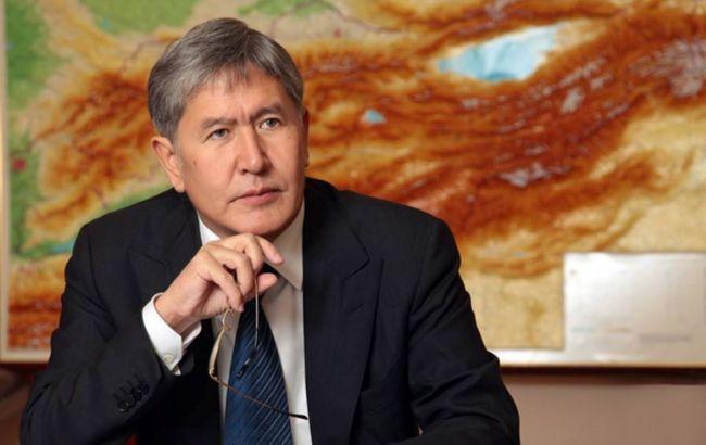 У справі щодо заворушення у Бішкеку затримали екс-президента Киргизстану Атамбаєва