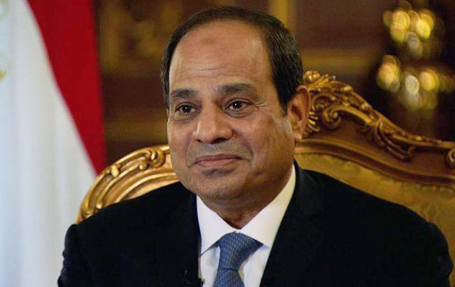 Президент Египта ас-Сиси будет баллотироваться на 2-ой срок
