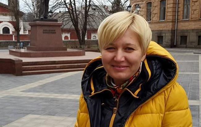 """""""Це наше"""": українська письменниця вимагає перейменувати Росію (відео)"""