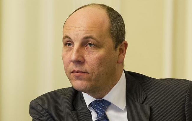 Фото: Парубий призвал усилить санкции против РФ (КМУ)