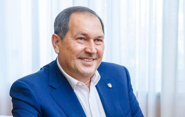 В Кропивницком выборы выиграл действующий мэр Райкович
