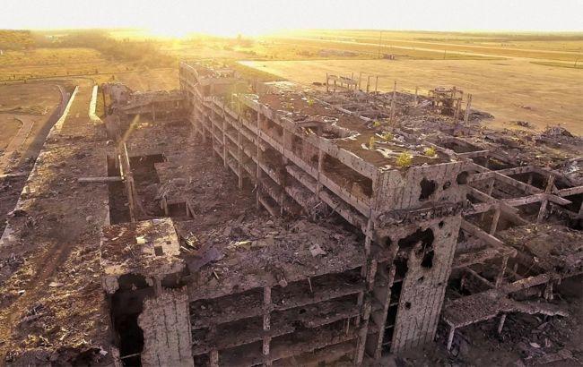 Бойовики облаштовують нові оборонні позиції поблизу Донецького аеропорту