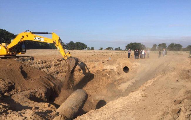 Оператор ГТС назвал причину разгерметизации газопровода в Чабанах