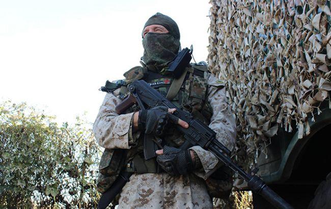 Фото: украинский военный (facebook.com ato.news)