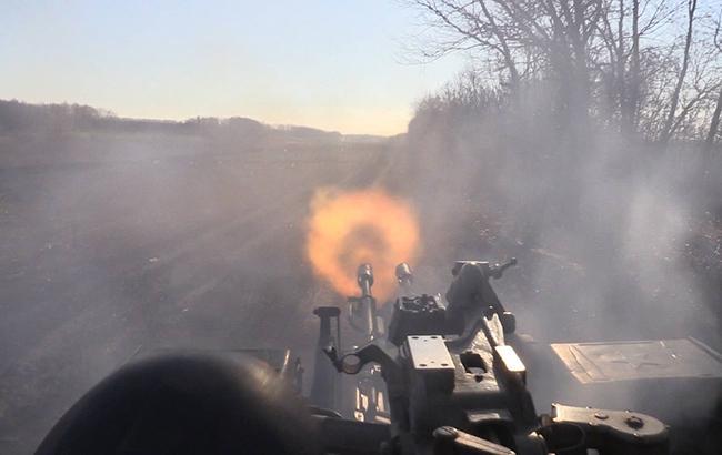 У мережі показали фото зі звільненого бійцями АТО села Травневого